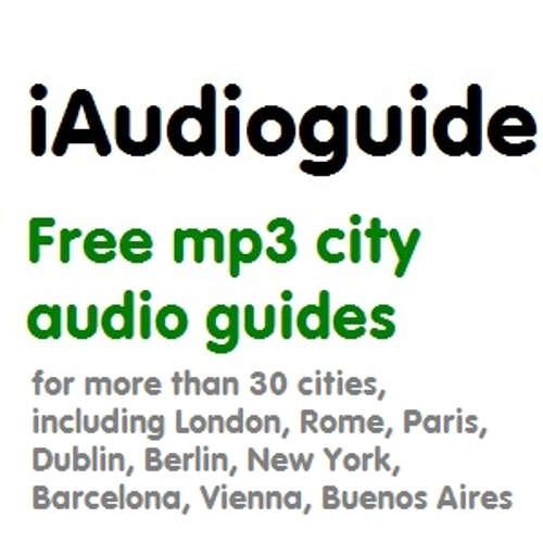 Audio guide Paris en francais