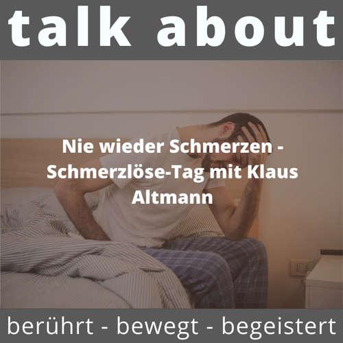 Nie wieder Schmerzen - Schmerzlöse-Tag mit Klaus Altmann