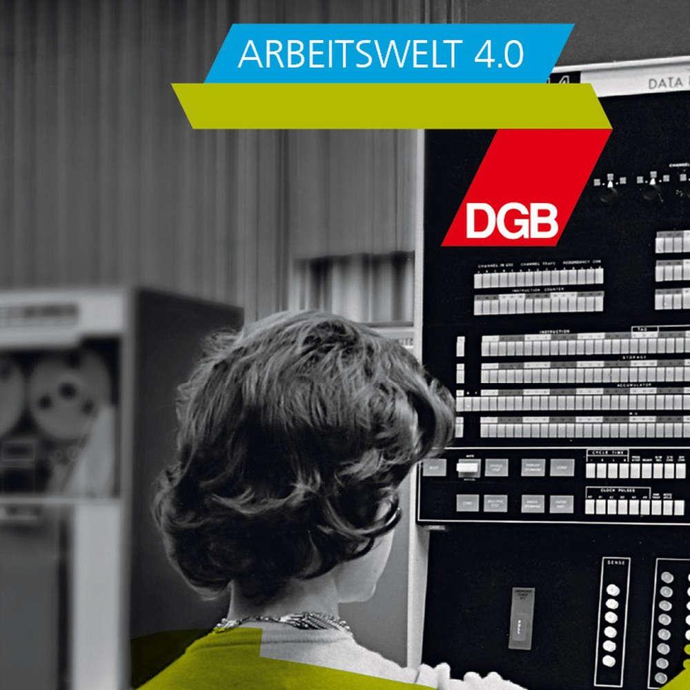"""DGB-Podcast """"Wissen macht Arbeit"""""""