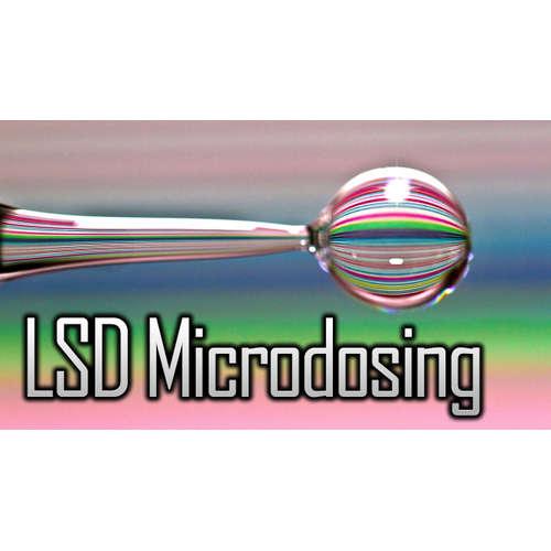 004 – Mr Anders – Microdosing