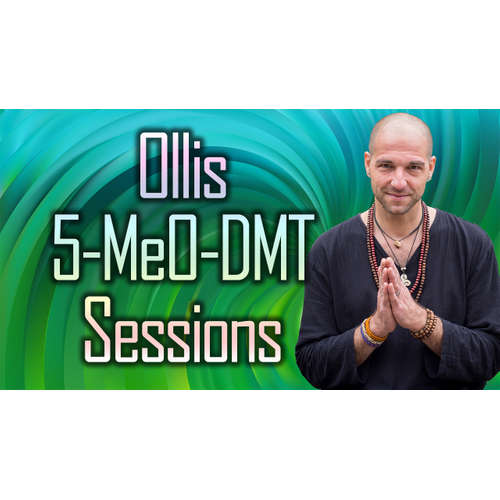 015 – Ollis 5-MeO-DMT Sessions