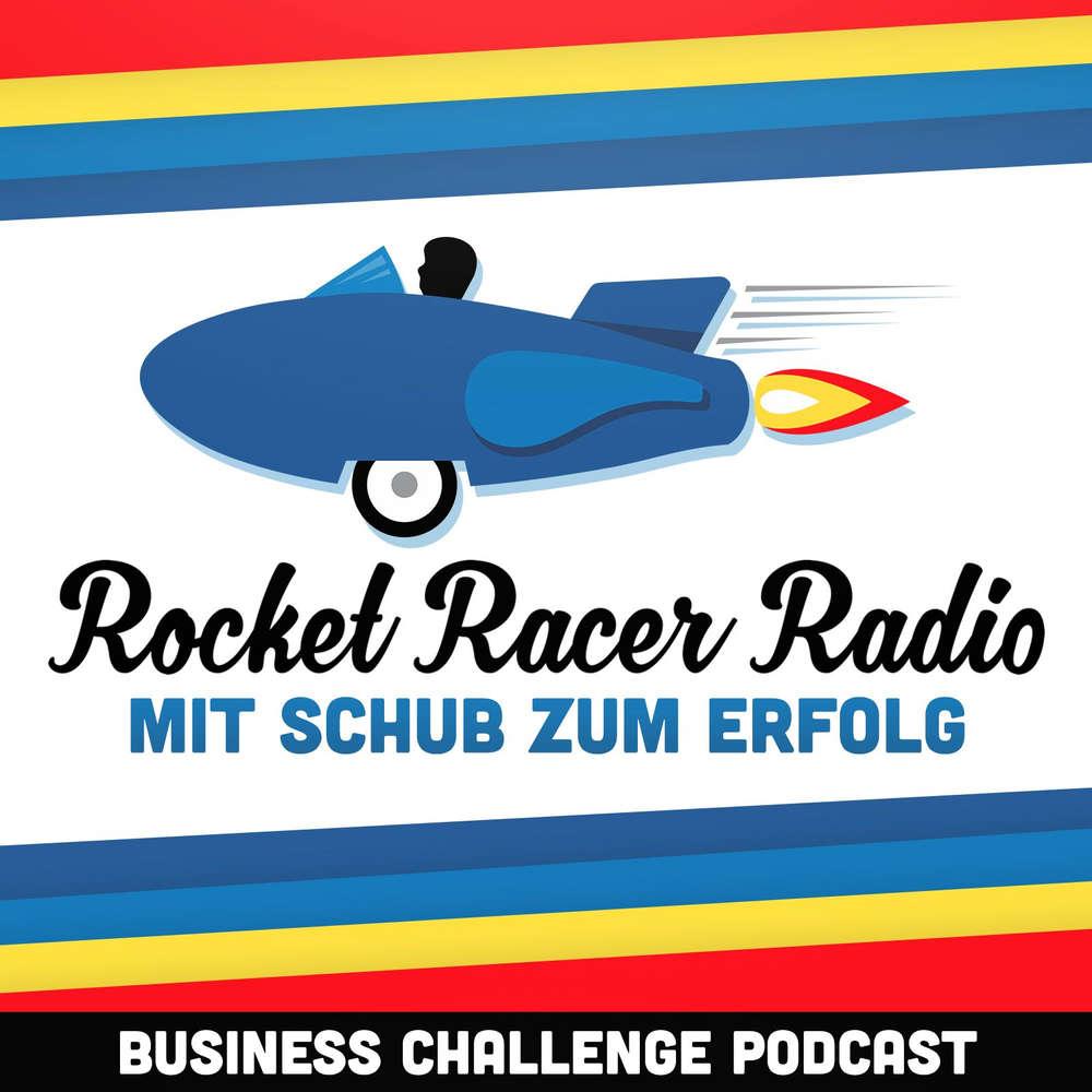 Erfolg mit Amazon FBA Business Challenge - Rocket Racer Radio