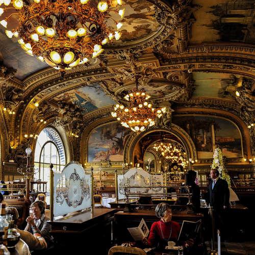 Alles in Butter in Paris