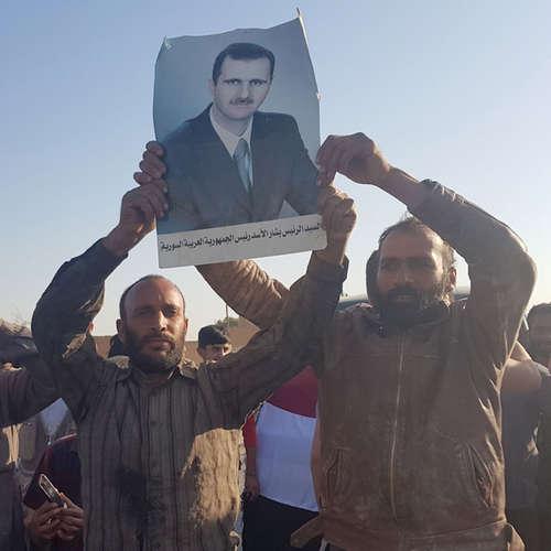 """Nahost-Expertin Helberg: """"Trump hat den Nordosten Syriens ins Chaos gestürzt"""""""