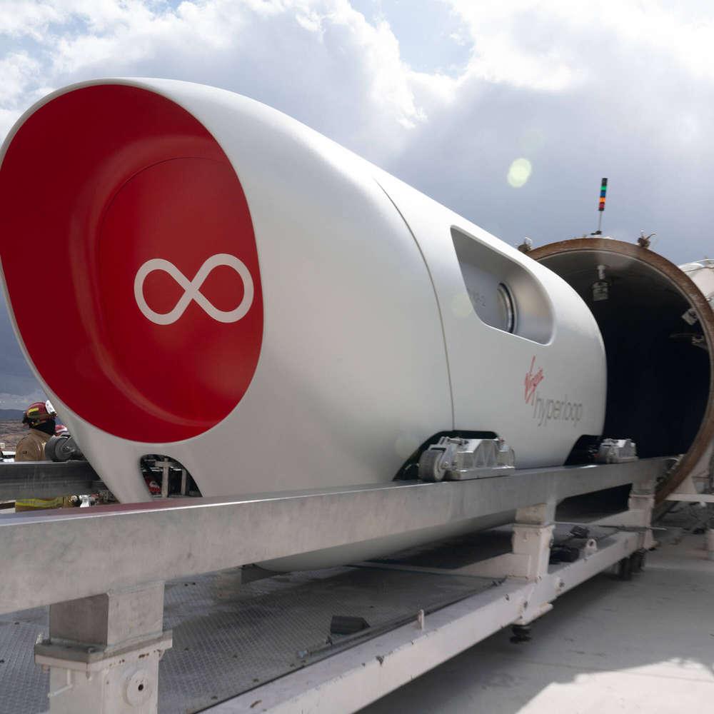 Hyperloop: Transportmittel der Zukunft?