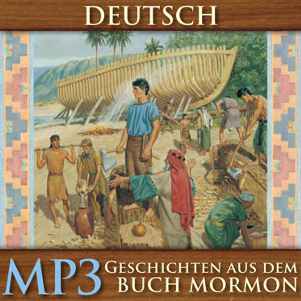Geschichten aus dem Buch Mormon | MP3 | GERMAN