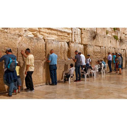 Vom Negev über Galiläa nach Jerusalem