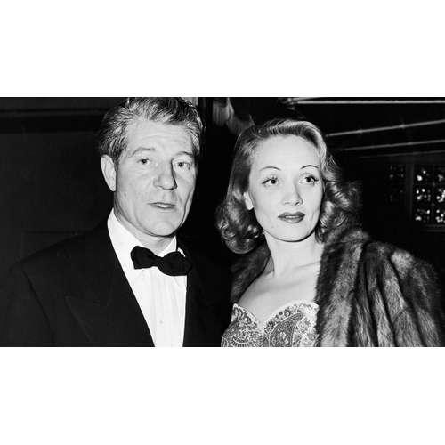Ma grande, meine Liebe, mein Leben! - Jean Gabin und Marlene Dietrich