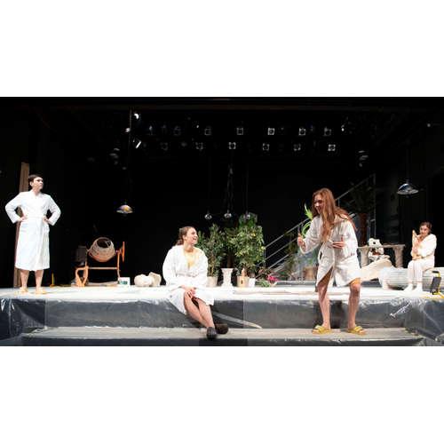Staatstheater Cottbus: Knochen