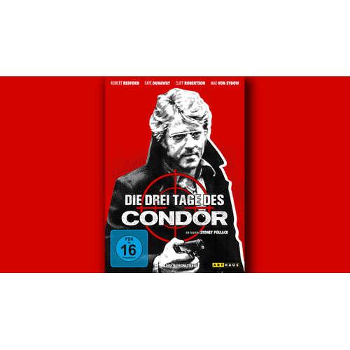 """Filmkritik """"Die drei Tage des Condor"""""""