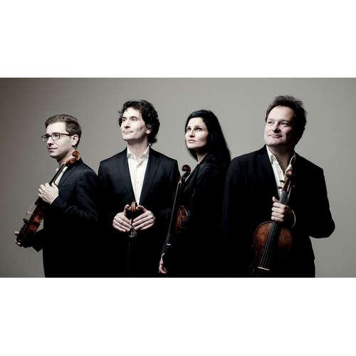 Pierre Boulez Saal: Belcea Quartet