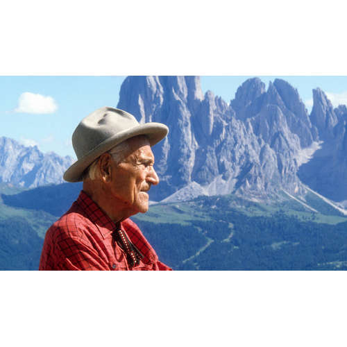 Der Bergfex – Luis Trenker ungeschminkt