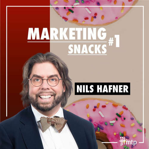Marketing Snacks #1 // Chatbots in der Krisenkommunikation - Nils Hafner
