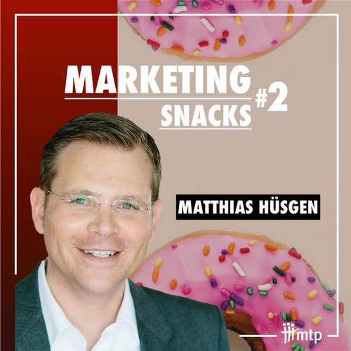 Marketing Snacks #2 // Brandmanagement in Coronazeiten - Matthias Hüsgen