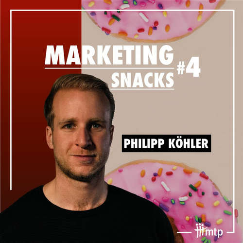 Marketing Snacks #4 // TikTok als Chance für Unternehmen - Philipp Köhler