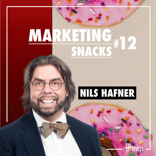 Marketing Snacks #12 // Virtual Reality als Trend - Nils Hafner