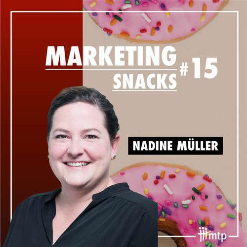 Marketing Snacks #15 // Employee Experience - Nadine Müller