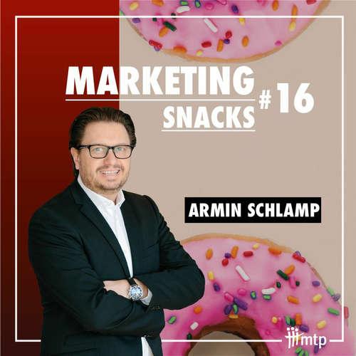 Marketing Snacks #16 // Marken & politische Haltung - Armin Schlamp
