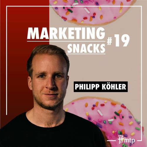 Marketing Snacks #19 // LinkedIn Stories - Philipp Köhler