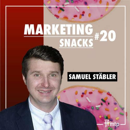 Marketing Snacks #20 // Erfolgsfatoren von Straßenmusiker*innen - Samuel Stäbler