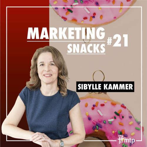 Marketing Snacks #21 // Virtueller Verkauf im B2B Geschäft - Sibylle Kammer
