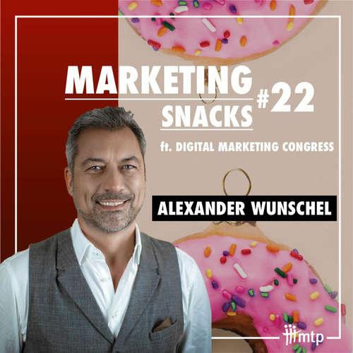 Marketing Snacks #22 // Virtuelle Influencer - Alexander Wunschel