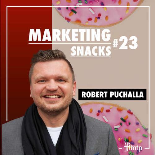 Marketing Snacks #23 // Der interne Dialog - Robert Puchalla