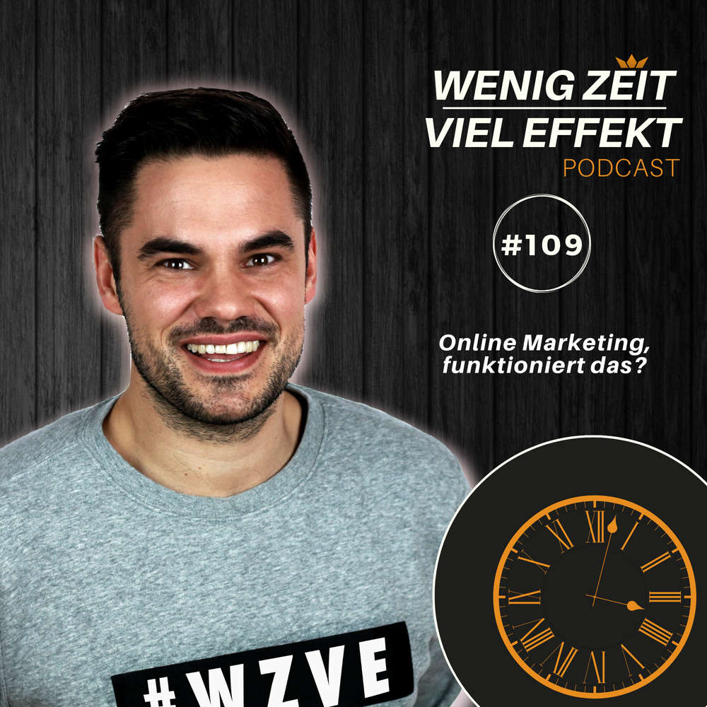 Online Marketing, funktioniert das? | WZVE #109