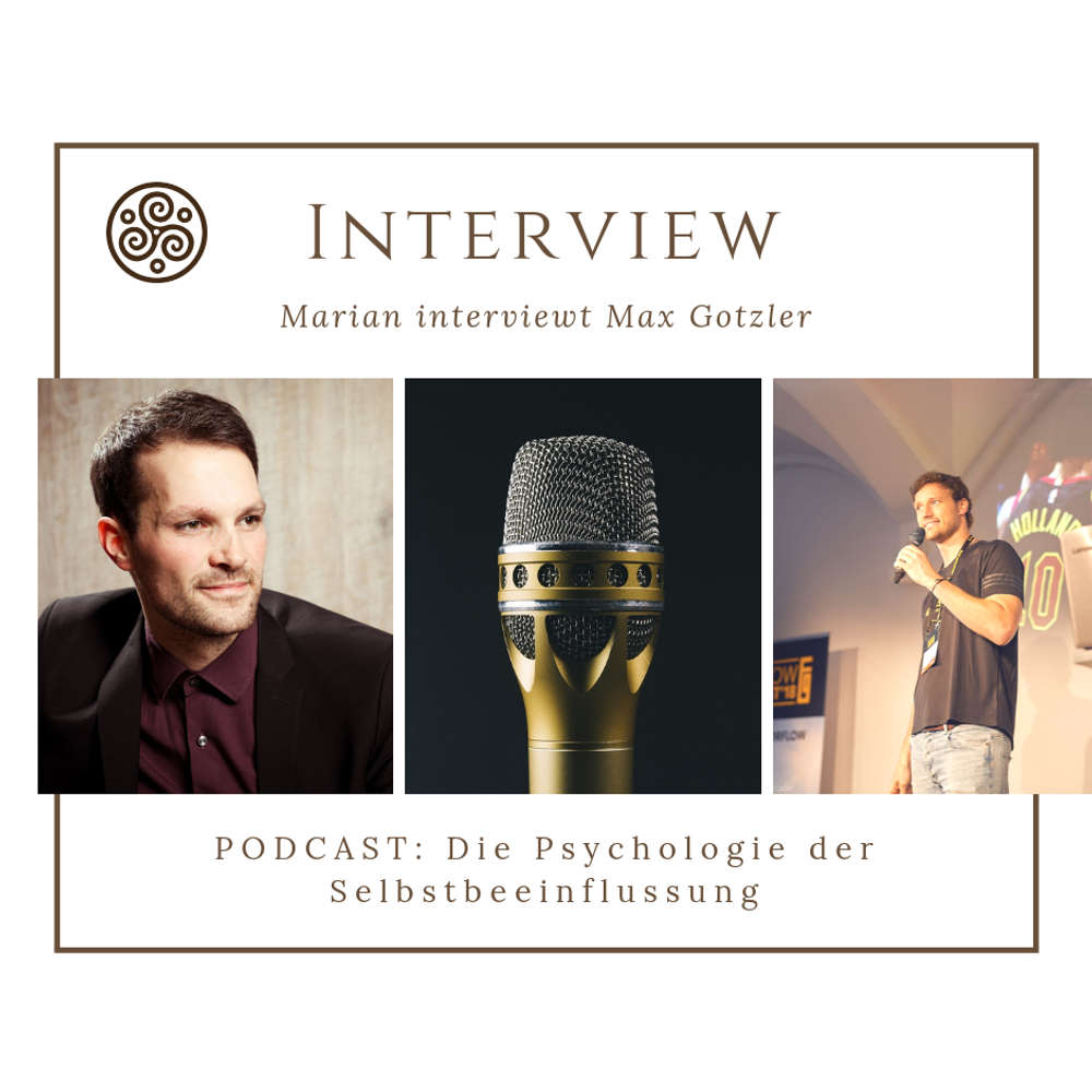 Biohacker Maximilian Gotzler im Interview (#102)