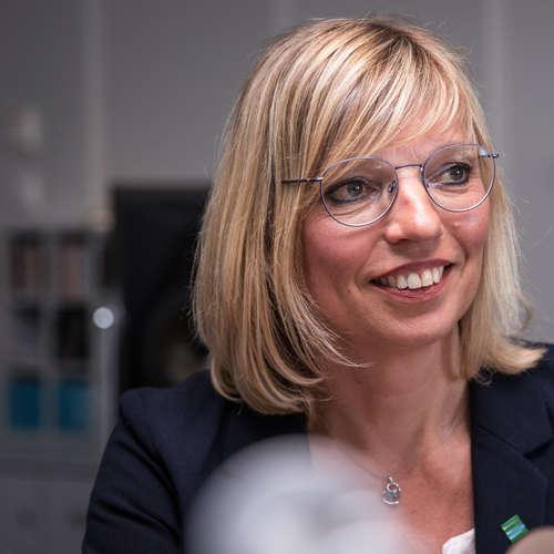 Ute Volquardsen - Erste Präsidentin einer Landwirtschaftskammer