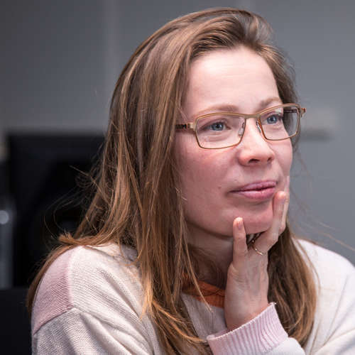 Kerin Schmidt - Autorin von und für Sylt