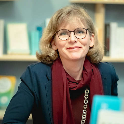 Die Philosophin Ina Schmidt im Gespräch