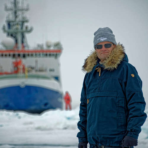 Polarforscher Markus Rex im Gespräch