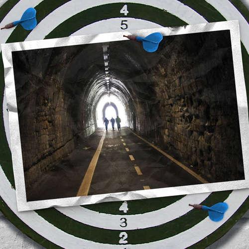 Von Licht am Ende des Tunnels und schwarzen Märkten