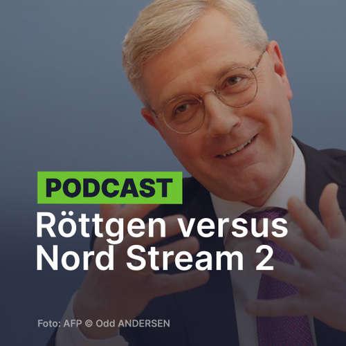 Röttgens Logik: USA wollen Nord Stream 2 nicht, also sollte ihnen Europa zuvorkommen