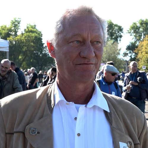 """Pensionierter Polizist Karl Hilz: ″Das Remonstrationsrecht wurde ausgehöhlt"""""""