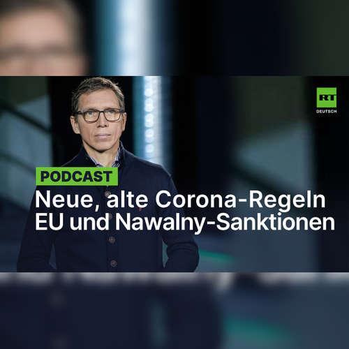 Newsletter [KW 42]: Bund-Länder-Konferenz zu Corona, EU und Nawalny-Sanktionen