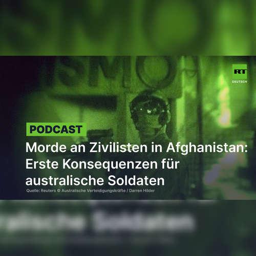 Morde an Zivilisten in Afghanistan – Erste Konsequenzen für australische Soldaten