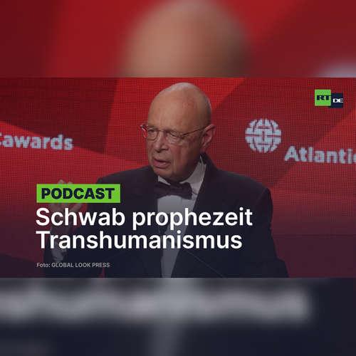 """Transhumanismus: WEF-Gründer Schwab prophezeit """"Verschmelzung physischer und digitaler Identität"""""""