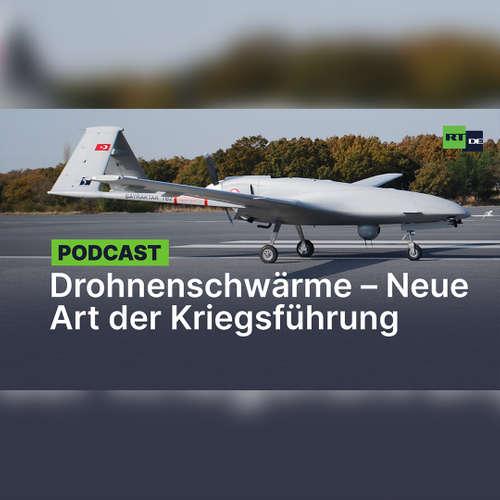 """""""Wie Kavallerie gegen Panzer"""": Türkei perfektioniert neue Art der Kriegführung mit Drohnenschwärmen"""