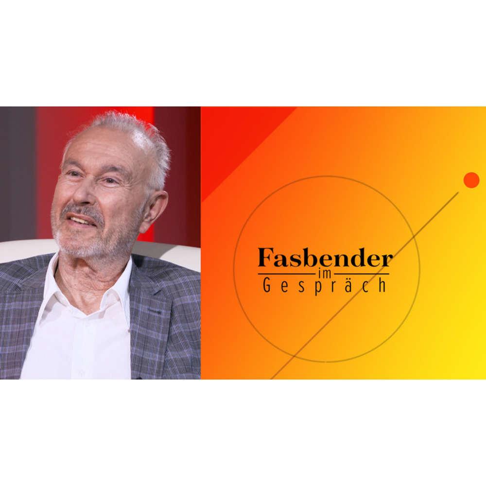 Fasbender im Gespräch mit der Stimme von Dschinghis Khan: Wolfgang Heichel