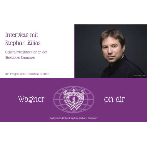 Interview mit Stephan Zilias, GMD der Staatsoper Hannover