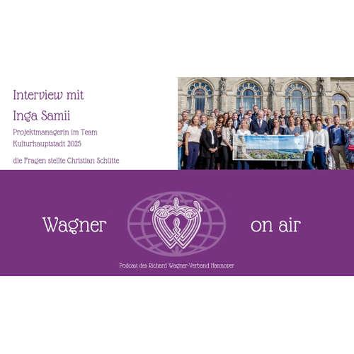Inga Samii: Das Projekt Kulturhauptstadt Hannover 2025