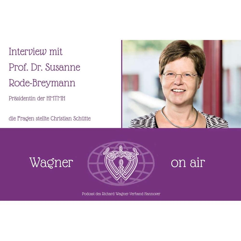 Interview mit der Präsidentin der Hochschule für Musik, Theater und Medien in Hannover