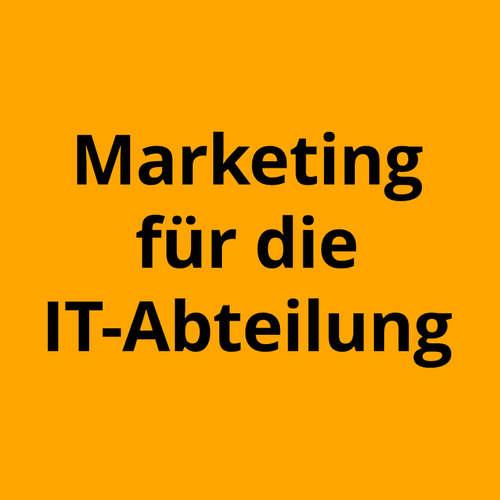 Alles Marketing oder was?