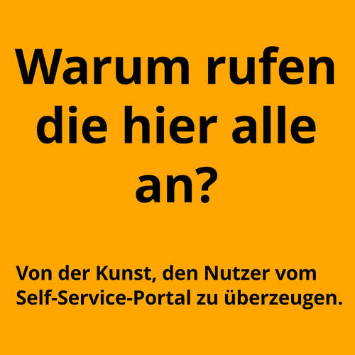 IT-Hotline - Fluch oder Segen?