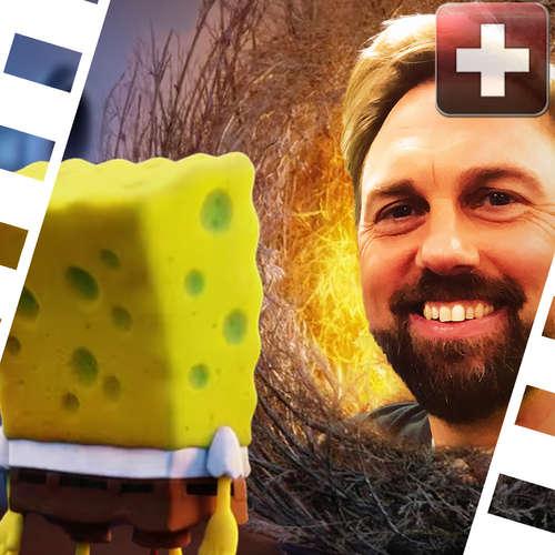 #322 | Spongbob Schwammkopf bei Netflix, Film News + weitere Streaming-Tipps mit Steven Gätjen
