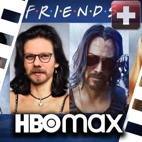 #325 | Droht der Kino-Tod? Unser Blick auf Warners HBOMax; Cyberpunk 2077 Kurzfilm