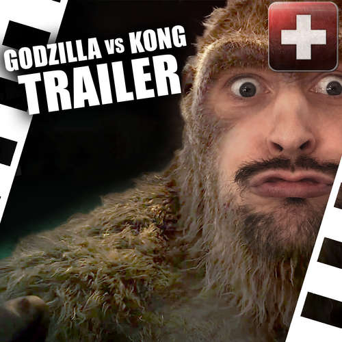 #329 | Godzilla vs Kong - Der Trailer ist da,  WandaVision uvm.