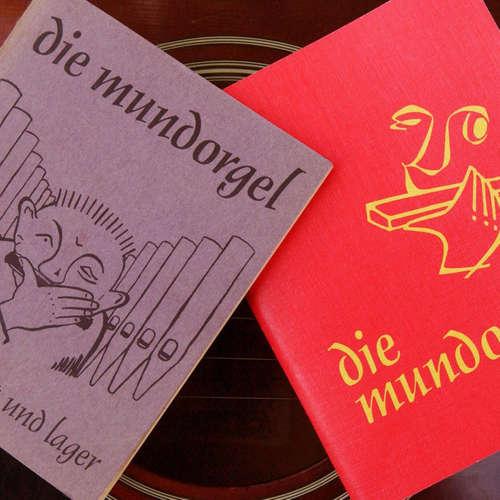 Die Mundorgel – Liedersammlung im kleinen roten Heftchen